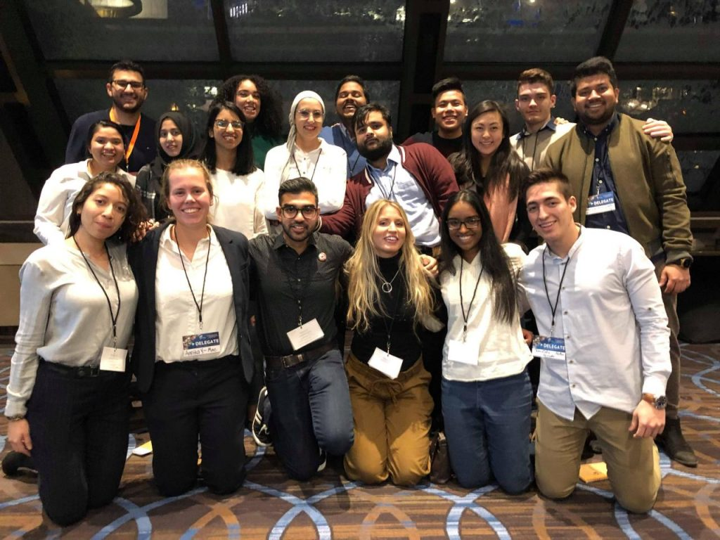 EWB McMaster Chapter at National Conference