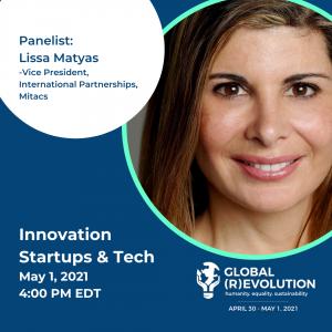 Lissa Matyas - Global (R)Evolution Panelist