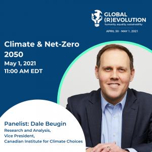 Dale Beugin - Global (R)Evolution Panelist