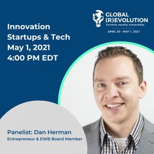 Dan Herman - Global (R)Evolution Panelist