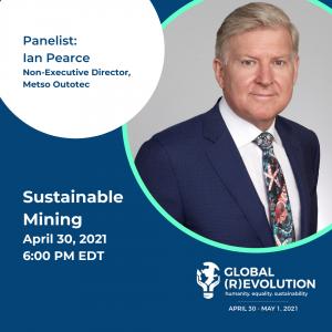 Ian Pearce - Global Revolution Panelist