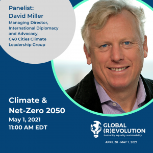 David Miller - Global (R)Evolution Panelist